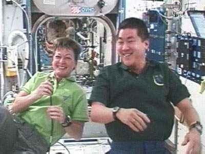 Space Station Crew Prepares for Jan. 30 Spacewalk