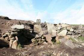 Bronze Age building saved from the sea