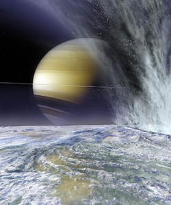 Scientists explain intriguing phenomenon on Saturn's moon
