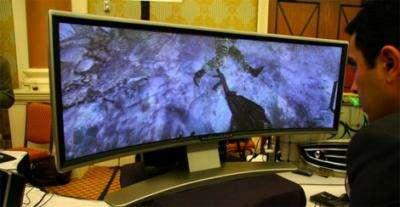 Alienware Screen