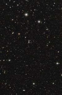 A Pool of Distant Galaxies