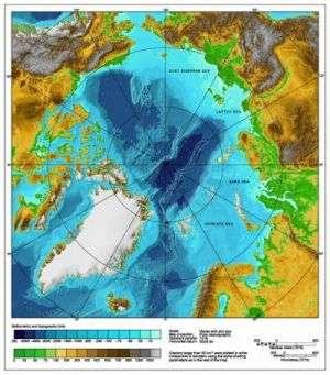 Arctic Seafloor