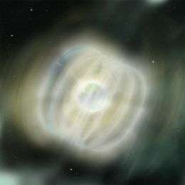 A Star That Bursts, Blinks and Disappears