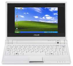 ASUS Officially Launches Eee PC with Windows OS