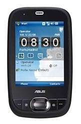 ASUS P552w Glide-enabled PDA Phone