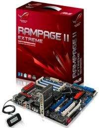 ASUS Rampage II Extreme Motherboard