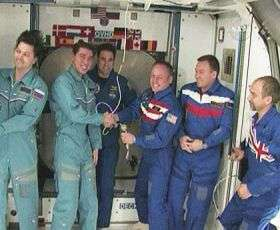 Change of Command Ceremony, Last Full Day for Expedition 17