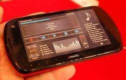 dmedia G400 WiMAX MID