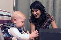 Even toddlers get it: Data 'chunks' are easier to remember