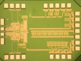 IMEC realized full CMOS multiple antenna receiver for 60 GHz
