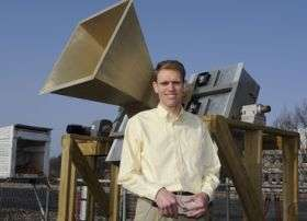 ISU researcher works with European Space Agency to test moisture satellite