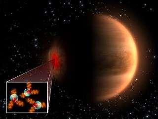Key molecule discovered in Venus's atmosphere