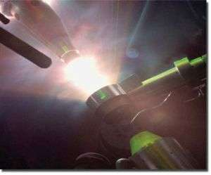 Laser experiments offer insight into evolution of 'gas giants'