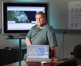 Mapping tool allows emergency management personnel to visually track resources