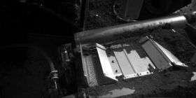 Mid-Depth Soil Collected for Lab Test On NASA's Mars Lander