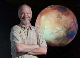 NASA selects CU-Boulder to lead $485M Mars mission