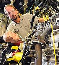 'Omnivorous engine' hopes to run on many fuels