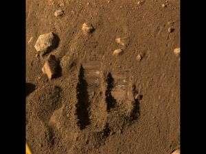 Phoenix Lander Has An Oven Full Of Martian Soil