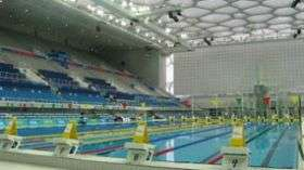 It's The Water: Beijing Olympic Swimmer Provided State-of-Art ProMinent Ozone Technology