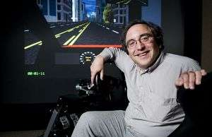 Professor studies what cars can learn from drivers' words