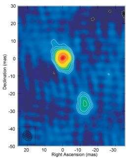 Quasar J1427+3312