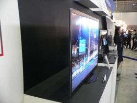 Samsung Goes Brave New World With 40-Inch OLED Panel