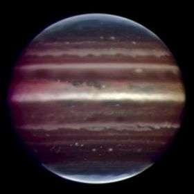 Sharpening up Jupiter