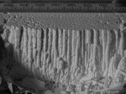 Solving a 300 year old geology problem using kitchen materials