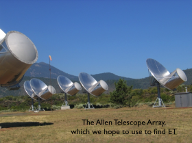 Team hopes to use new technology to search for ETs