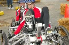 The 2008 Great Moonbuggy Race