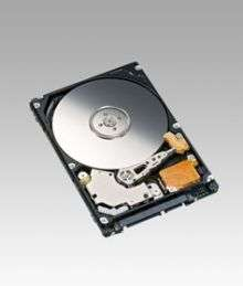 "The MHZ2 BJ Series of 320 GB, 7200-RPM 2.5"" HDDs"