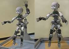 The next step in robot development is child's play