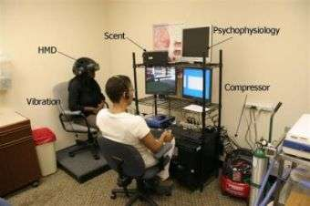 Virtual world therapeautic for addicts:  UH study shows