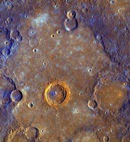 Arizona State researchers use multispectral images to reveal origin and evolution of planet Mercury