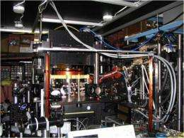 A step closer to an ultra precise atomic clock