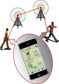 Every move you make: Free smart phone app helps you burn calories