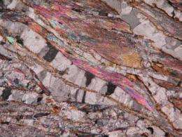 Fault weaknesses, the center cannot hold for some geologic faults