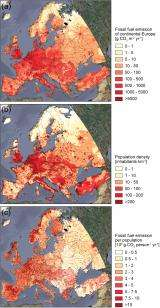 Intensive land management leaves Europe without carbon sinks