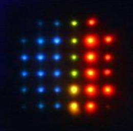 Liquid crystal lasers promise cheaper, high colour resolution laser television