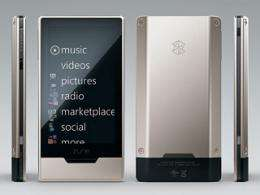 Microsoft adds touch screen, Web browser to Zune