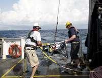 NOAA locates US Navy ship sunk in World War II battle