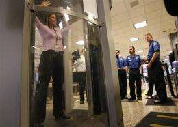 Questions and answers about full-body scanners (AP)
