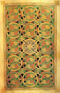Researcher uncovers secrets of Kells 'angels'