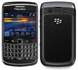 RIM Introduces the New BlackBerry Bold 9700 Smartphone