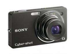 Sony Debuts Digital Still Camera with Back-Illuminated 'Exmor R' CMOS Sensor