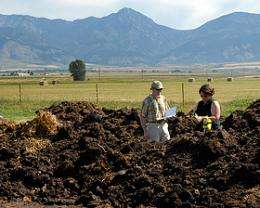 Study looks at turning manure into revenues