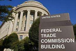 The US Federal Trade Commission (FTC) building in Washington
