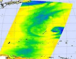 Typhoon Choi-Wan triggers tropical storm warnings for US commonwealth of Northern Mariana Islands