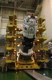 """Scientists prepare the Mini-Research Module 2 (MRM 2) """"Poisk"""""""