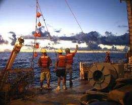 University of Hawaii at Manoa researchers reveal ocean acidification at Station ALOHA